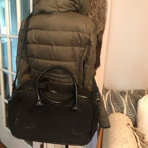 Lululemon everyday gym bag black crossbody